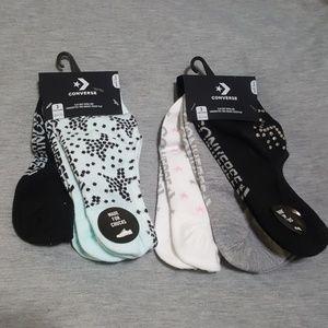 Nwt Converse Sock Bundle